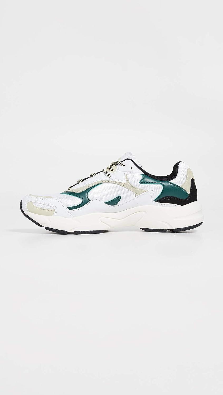 fila luminance sneaker green
