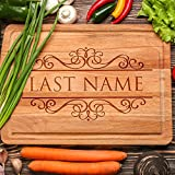 yeti gift pack - Personalized Cutting Board Solid Wood Free Customization Engraved SY#12 |BERX