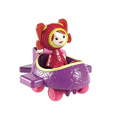Fisher-Price Team Umizoomi Milli and UmiPlane: Toys & Games