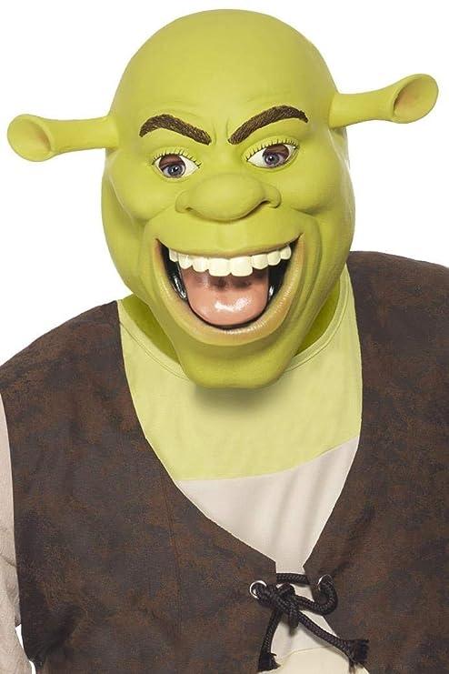 Shrek Mask (máscara/careta)