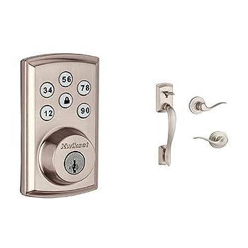 Kwikset SmartCode 888 Keyless Door Lock