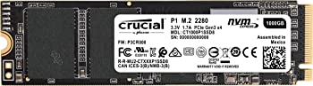 Crucial CT1000P1SSD8 1TB Internal Solid State Drive