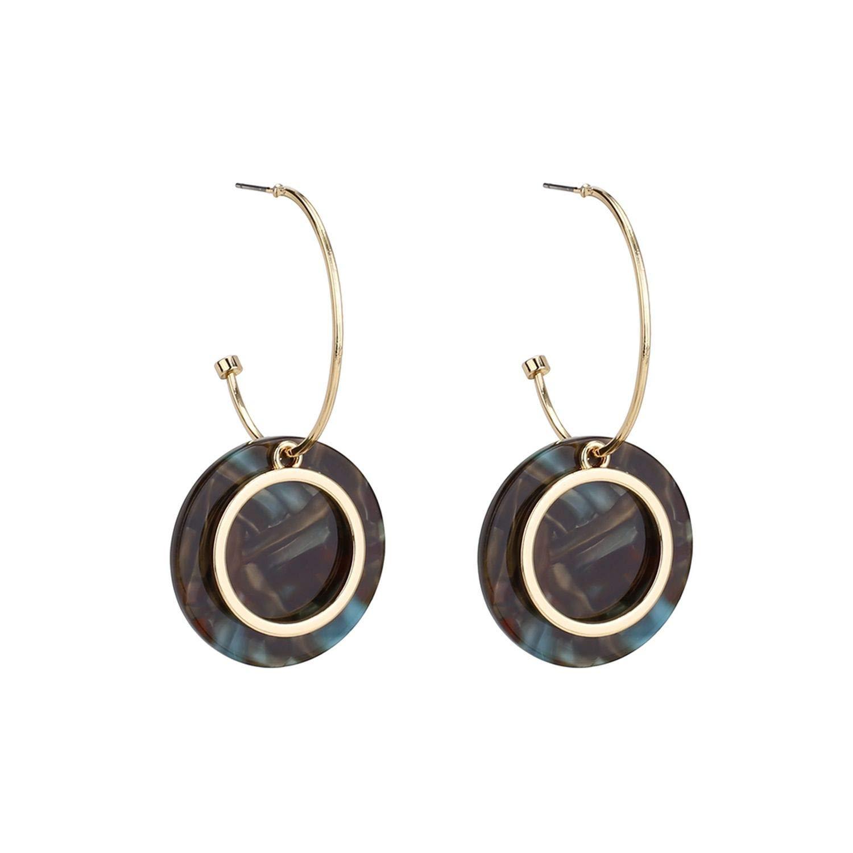 Amazon com: Women Jewelry Top Promotion Tortoiseshell Drop Earrings