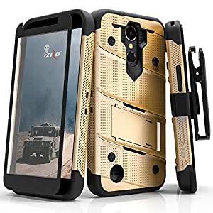 Amazon Com Lg K20 Plus Case Zizo Bolt Series W Lg
