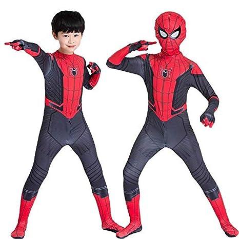 Homecoming Spiderman Costume Kids Child Amazing Spider Man ...