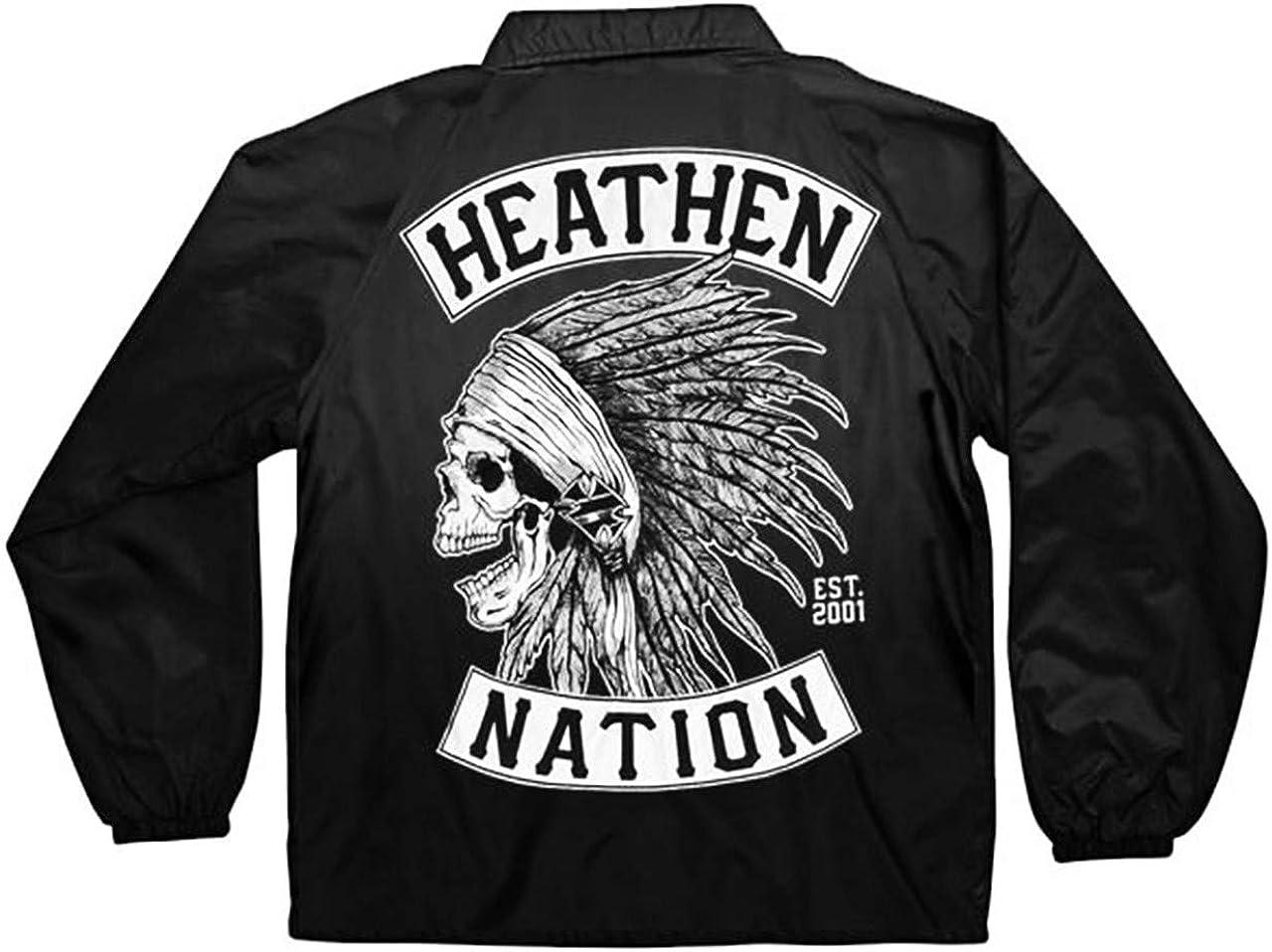 Heathen Chief Pullover Hoody