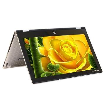 mCover - Carcasa rígida para portátil Lenovo IdeaPad Yoga ...