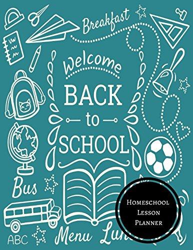 Homeschool Lesson Planner: Homeschool Log