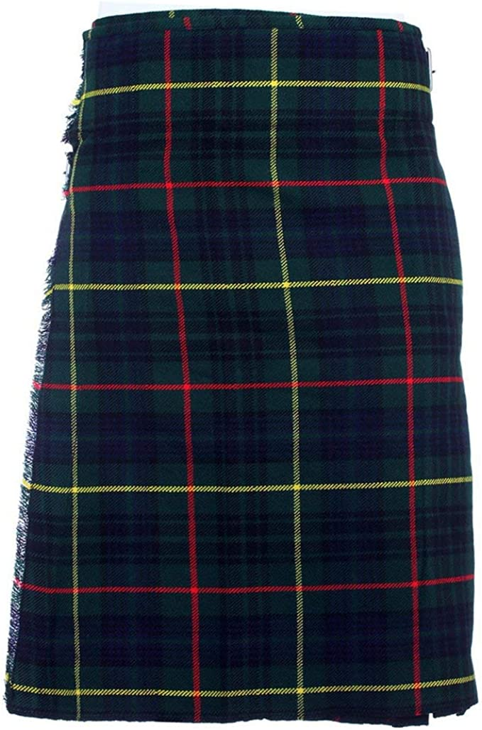 Gents Scottish Heritage of Scotland Tartan Lightweight 5 Yard Party Kilt