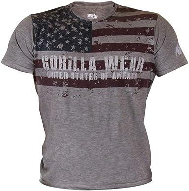 Camiseta deportiva para hombre (L): Amazon.es: Ropa y accesorios