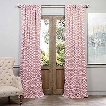Amazon.com: Exclusive Home Sateen Twill Weave Blackout Window ...