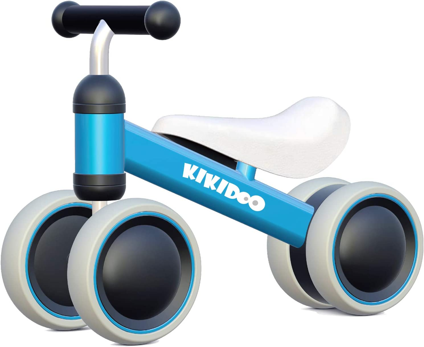 Baby Balance Bike - Baby Bicycle for 6-24 Months, Sturdy Balance Bike for 1 Year Old Girl Boy Gift, Perfect as First Bike or Birthday Gift, Safe Riding Toy