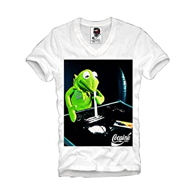0cb1d9ab27 Image Unavailable. Image not available for. Color  E1SYNDICATE V-NECK T-SHIRT  BOYS NIGHT OUT ...