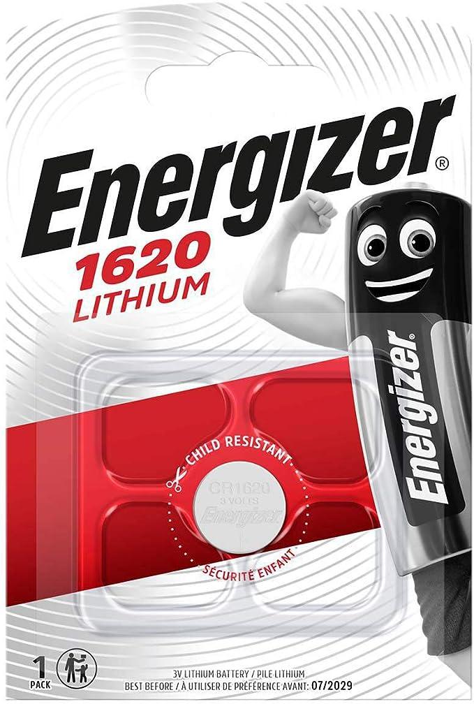 Energizer Lithium 3v Cr 1620 Knopfzelle Elektronik