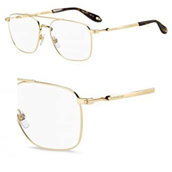 9a281dc69660 Amazon.com: Eyeglasses Givenchy 30 0J5G Gold: Watches