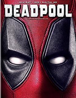 Deadpool [Blu-ray + Digital Copy] (Bilingual) (B01BT0BFSU) | Amazon Products