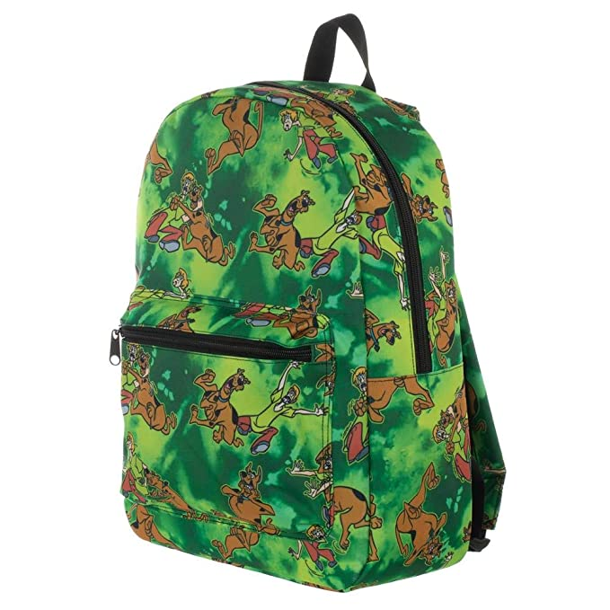 Scooby-Doo and Shaggy Sublimated Print Backpack