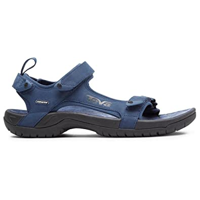 c133c6d4f1642c Teva Men s Tanza Leather Sports and Outdoor Sandal  Amazon.co.uk  Shoes    Bags