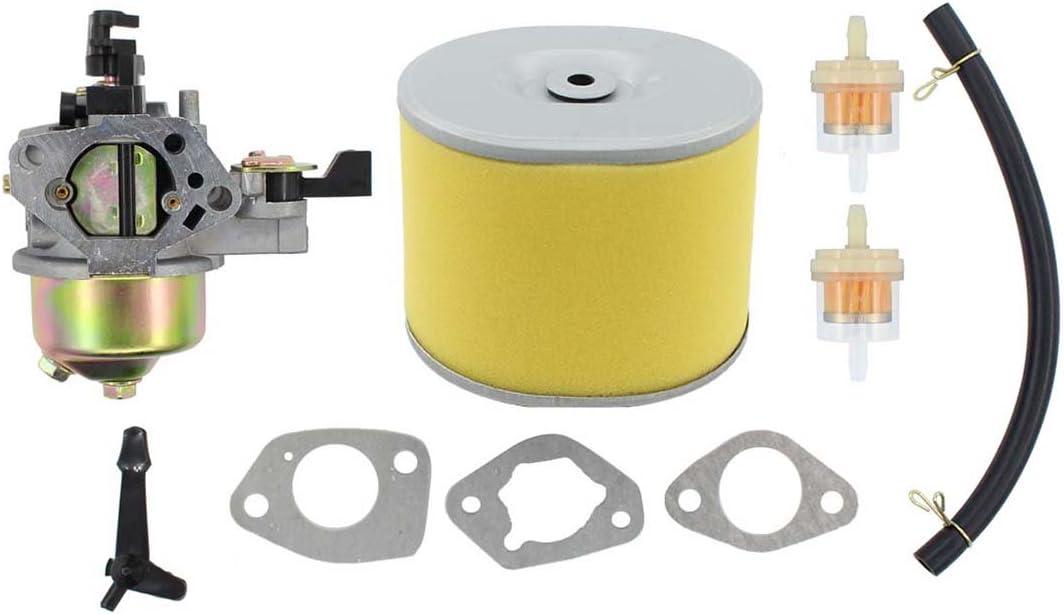 MOTOKU Carburador Filtro de Aire línea de Combustible Carb para ...