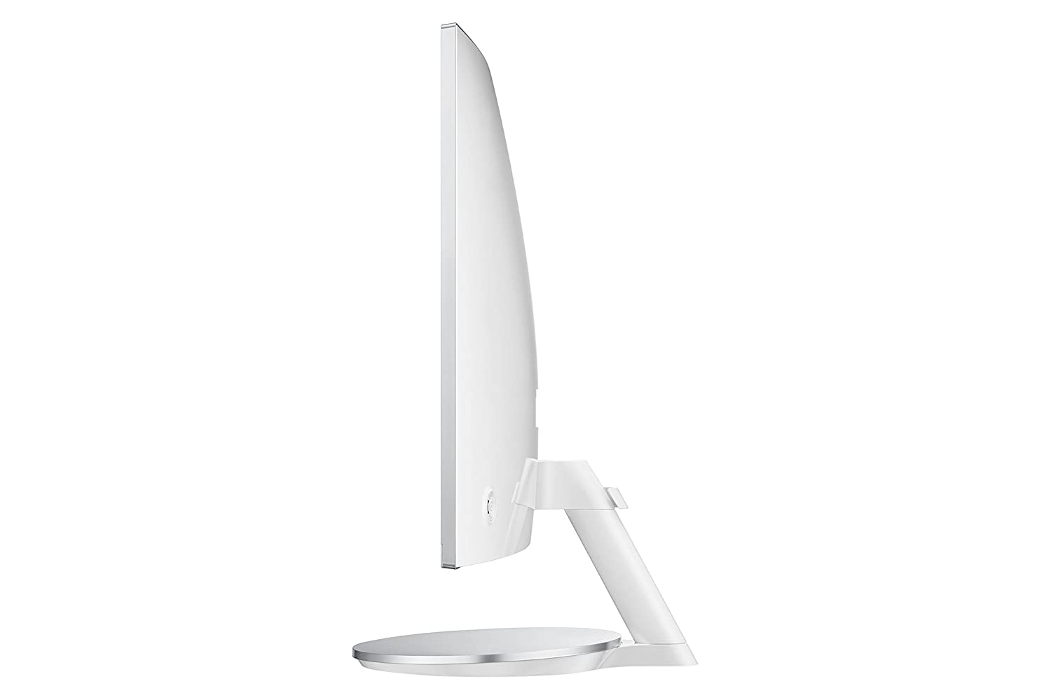 Curved LED Gaming Monitor | Samsung C27F591 sideview
