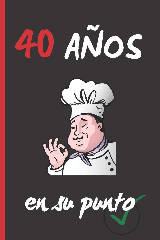 Amazon.com: 40 AÑOS EN SU PUNTO: REGALO DE CUMPLEAÑOS ...
