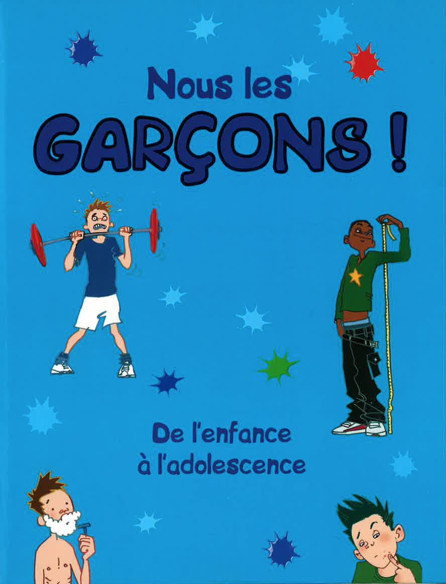 Juste Pour Garcons (Amzng Bdy Grwng Up) (French Edition) pdf