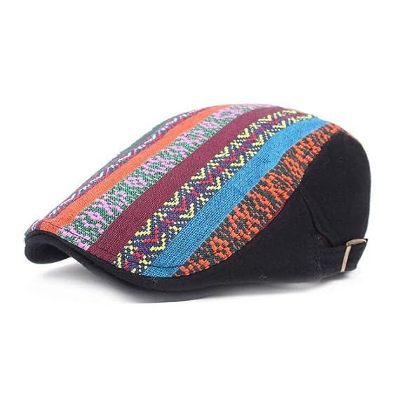 Impresion 1 PCS Sombreros Boina Sombreros de Hombres Sombrero de Mujer Casual Outing Hat Sombrero Retro de Moda Sombrero Clásico WaqvH