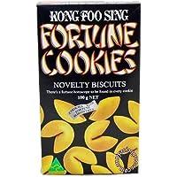 Kong Foo Sing Fortune Cookies, 100 g