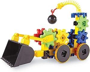 Learning Resources Gears! Wreckergears, 47Piece, LER9237, Multicolor