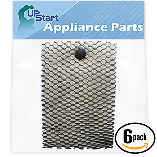 UpStart Battery 6-Pack Replacement for Bionaire BCM7309 Humidifier Filter - Compatible with Bionaire BWF100 HWF100 Humidifier Filter