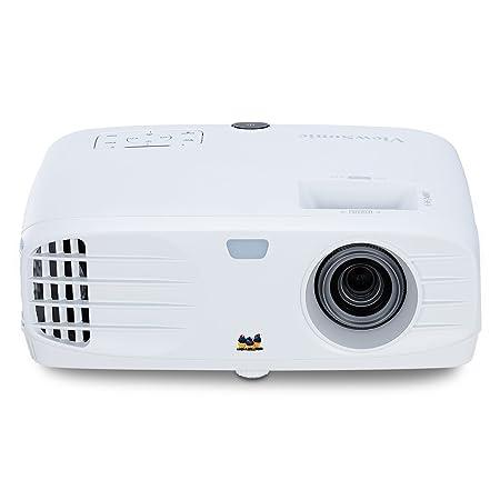 e6b76afb501 ViewSonic PG700WU 3500 ANSI Lumens WUXGA 1920 x 1200 DLP Projector - White:  Amazon.co.uk: TV