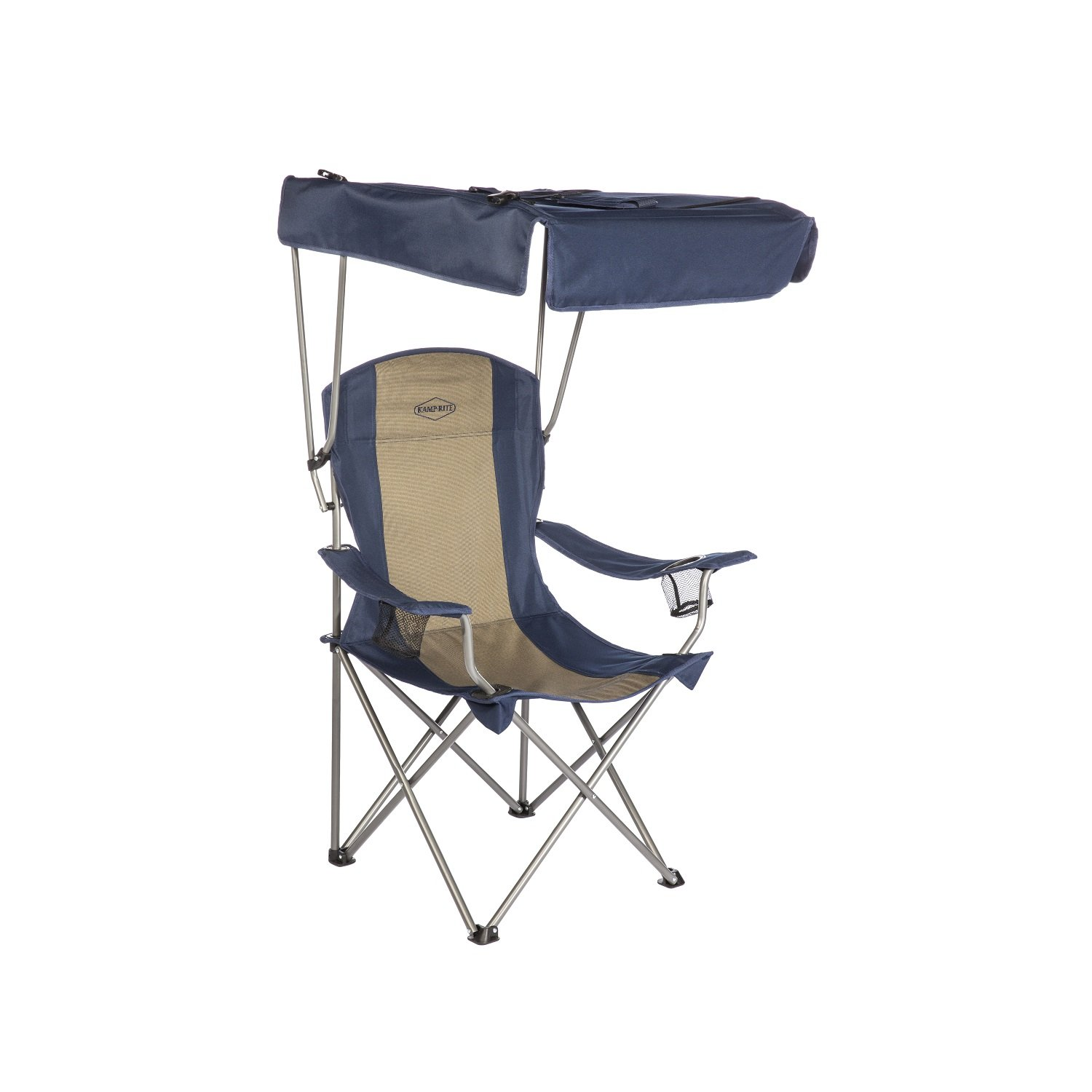 sc 1 st  Amazon.com & Amazon.com: Kamp-Rite Chair with Shade Canopy: Sports u0026 Outdoors