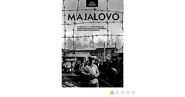 Amazon.com: Majalovo (La tradición criminal de cuchillo rusa ...