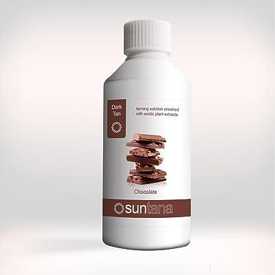 16oz Spray Tan Solution - Chocolate Fragrance 12%DHA Premium Sunless Solution