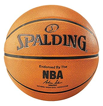 Spalding NBA Platinum Outdoor 83-493Z Balón de Baloncesto, Unisex ...