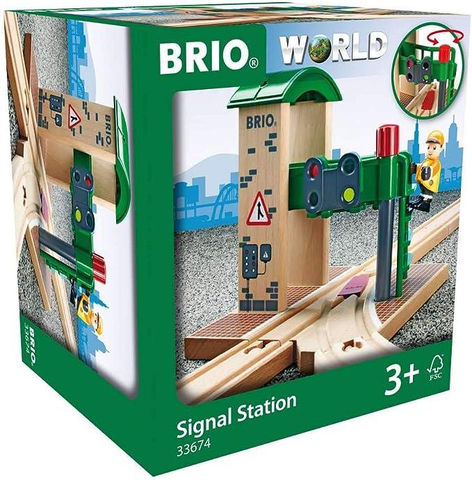 144 mm 33344 BRIO World AIGUILLAGES MECANIQUES