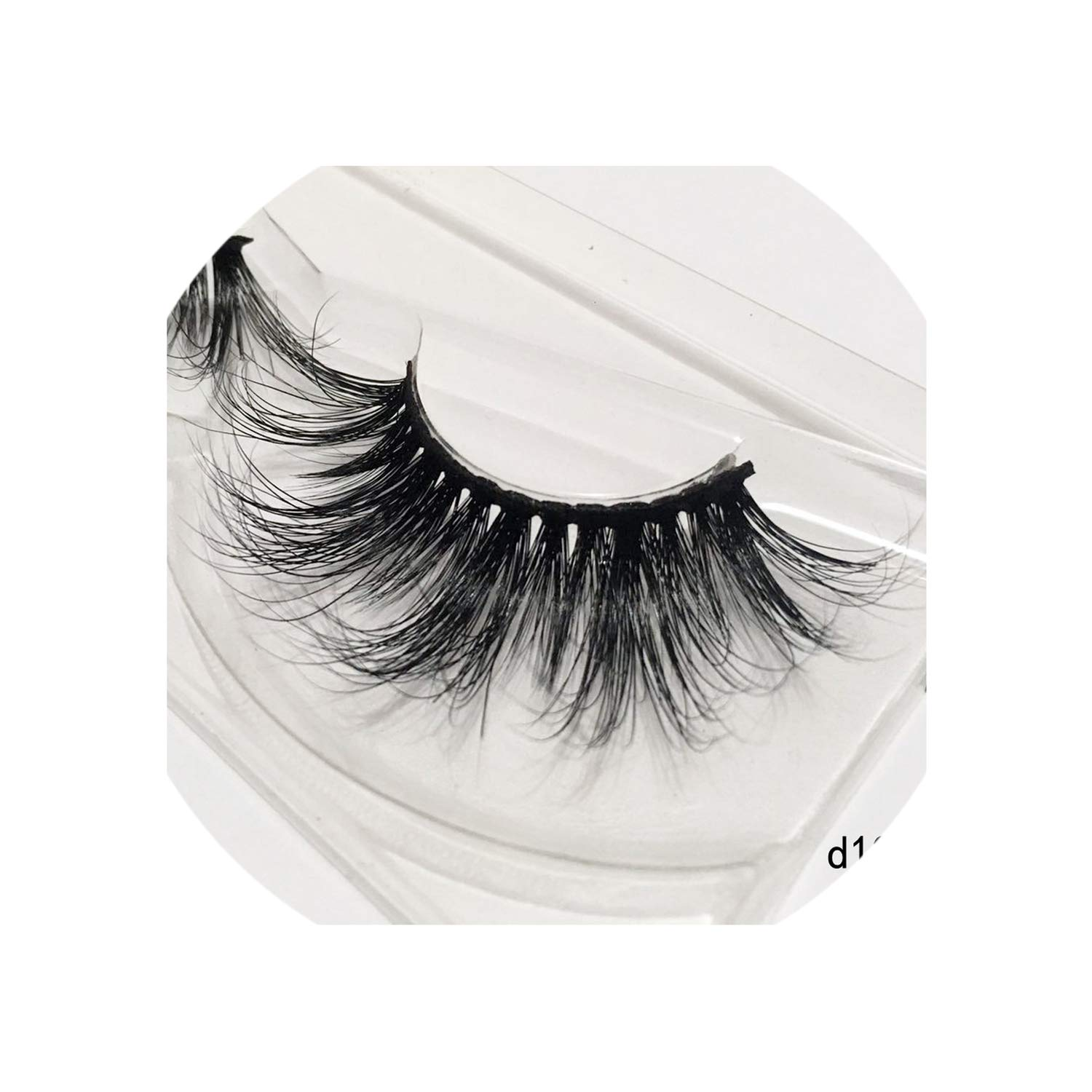 30 pairs 3d mink lashes mix false eyelashes faux cils fake full strip with tray no packaging box eye lashes vendors,D12 30pairs 61aEmjbZCfL