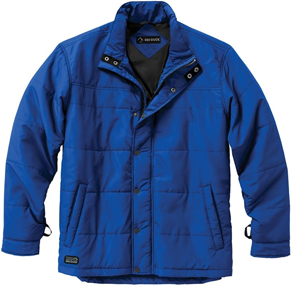 DRI Duck Mens 5371 Traverse Puffer Jacket