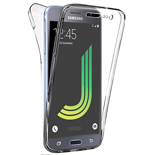 Coque Samsung Galaxy J3 2016 Silicone: Amazon.fr