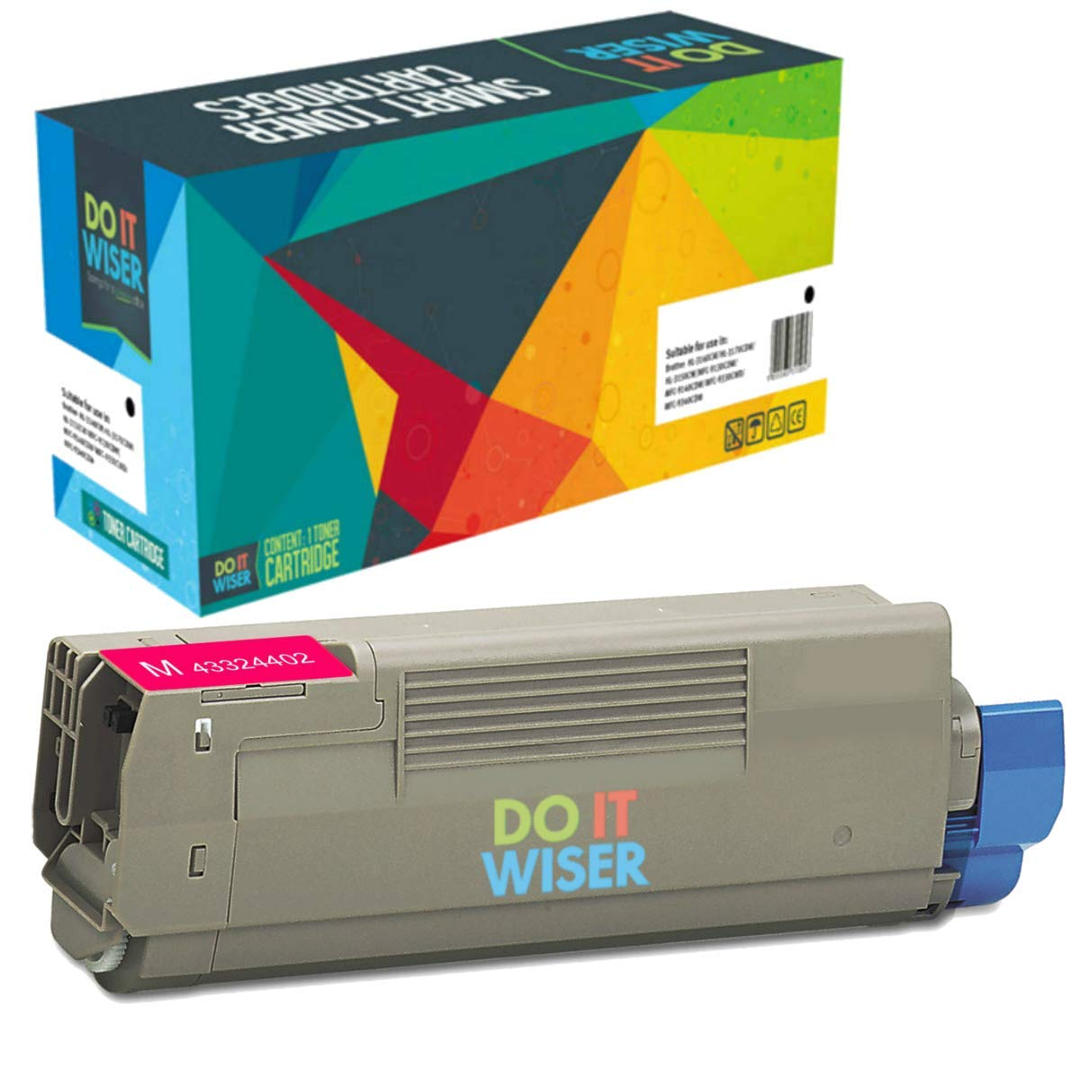 Toner Alternativo ( X1 ) Magenta C5500 C5500n C5500dn C5800 C5800n C5800dln C5650-43324402