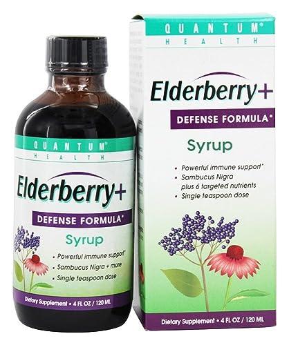 Quantum Elderbrry-C Syrup