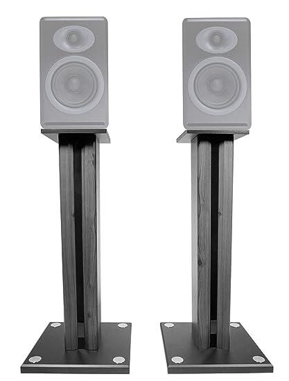 Technical Pro Pair 26quot Bookshelf Speaker Stands For Cerwin Vega XLS 6