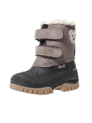 Steiff Knopf im Ohr Kinder Schuhe Stiefel Winter Jungen