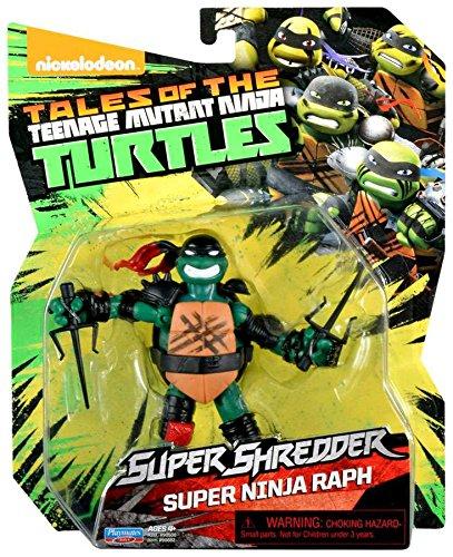 [Tales of the Ninja Turtles Super Ninja Raph TMNT Raphael] (Teenage Mutant Ninja Turtles Raph)