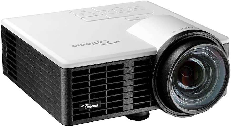Optoma Technology ML750ST - Proyector LED Corta Distancia, 800 ...