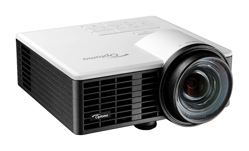 OPTOMA TECHNOLOGY ML750ST - Proyector LED corta distancia, 800 lúmenes, 25000:1 contraste, formato 16:10