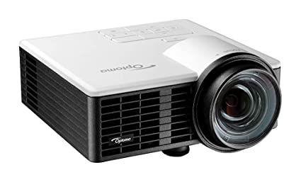 OPTOMA TECHNOLOGY ML750ST - Proyector LED corta distancia, 800 lúmenes, 25000:1 contraste, formato 16:10