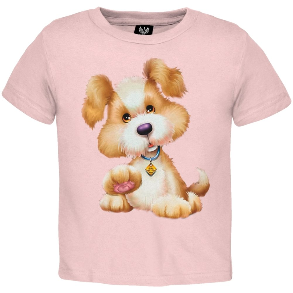 Heart Paw Youth T-Shirt - X-Large(18)