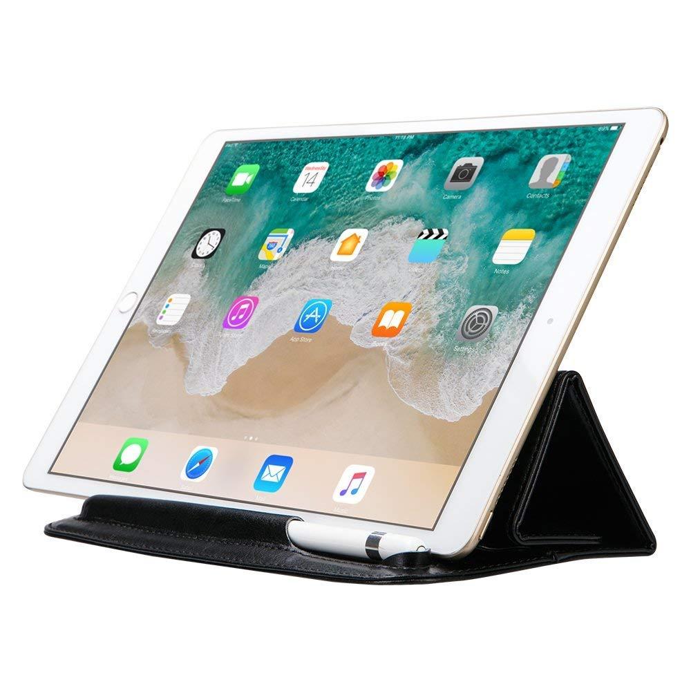 【安心発送】 iPad 11 Pro 12.9 2018ケース 11 鉛筆ホルダー付き Pro PUレザーウルトラスリム 軽量 フリップフォリオスタンドケース 保護カバー タブレットスリーブ 自動スリープ/スリープ解除 iPad Pro 12.9 2018用 iPad Pro 11 2018 release ブラック iPad Pro 11 2018 release ブラック B07KSYZ7LZ, ヒヤマグン:96140500 --- a0267596.xsph.ru