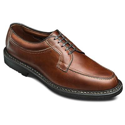 Amazon.com | Allen Edmonds Men's Wilbert Moc Toe Oxford, Brown, 12 B | Oxfords